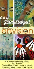 0 - Envision Festival of the Arts 2017 - Jola Liebzeit
